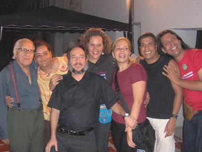 Nirvana Teatro........10 años de labor cultural